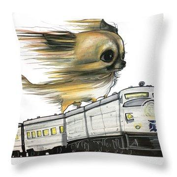 Cristani 7-1482 Throw Pillow
