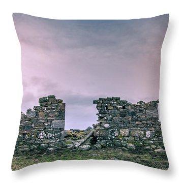 Croft No More Throw Pillow