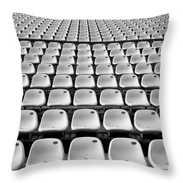 Crowd Pleaser Throw Pillow