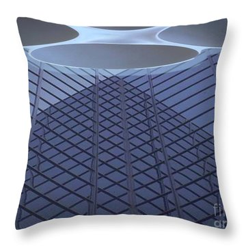 Crowning Throw Pillow by Belinda Threeths