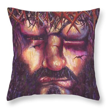 Mission Accomplished Throw Pillows