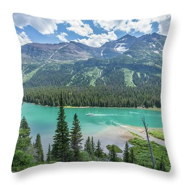 Cruise Control Throw Pillow by Alpha Wanderlust
