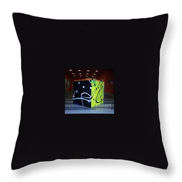 Nikolina Throw Pillows