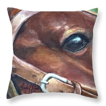 Cueca Throw Pillow