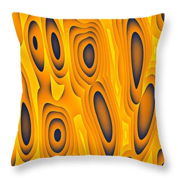 Cuiditheoiri Throw Pillow