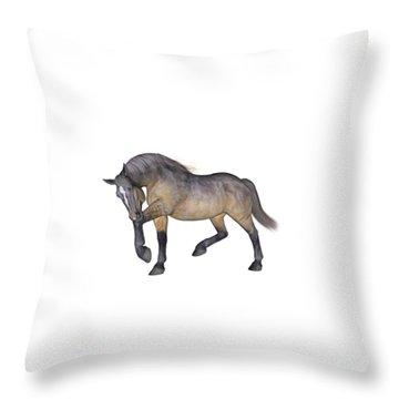Cumberland Blues Throw Pillow