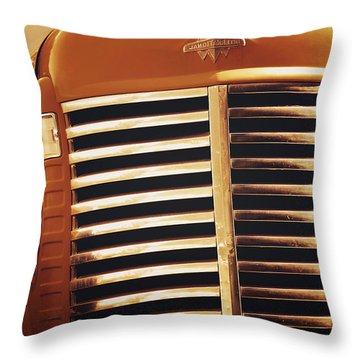 Curbside Classic Throw Pillow