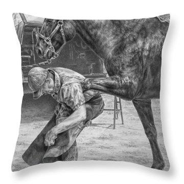 Custom Made Throw Pillow