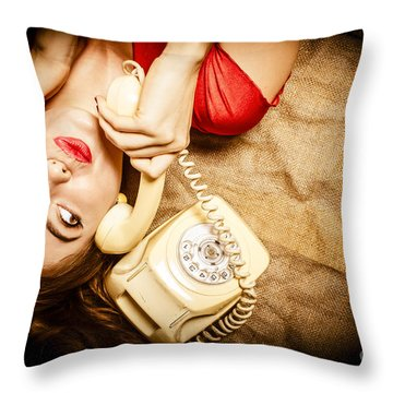 Thoughful Throw Pillows