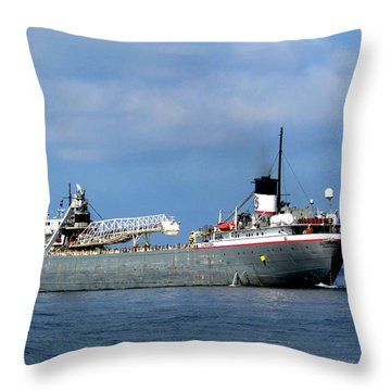 Cuyahoga Throw Pillow