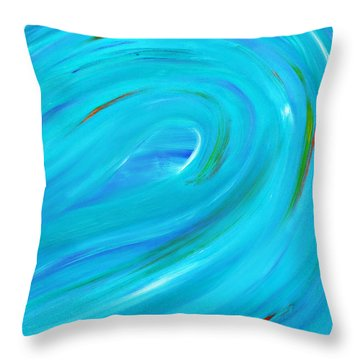 Cy Lantyca 14 Throw Pillow
