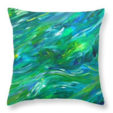 Cy Lantyca 15 Throw Pillow