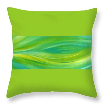 Cy Lantyca 16 Throw Pillow