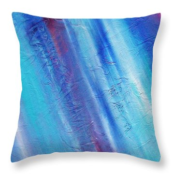 Cy Lantyca 21 Throw Pillow
