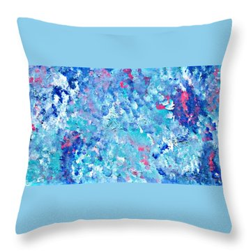Cy Lantyca 24 Throw Pillow