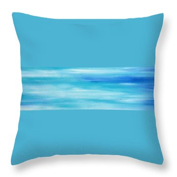 Cy Lantyca 25 Throw Pillow