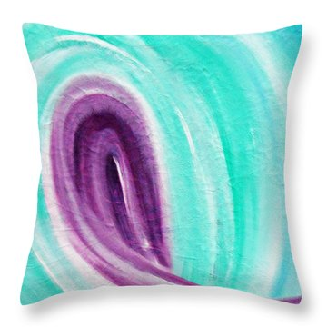 Cy Lantyca 26 Throw Pillow