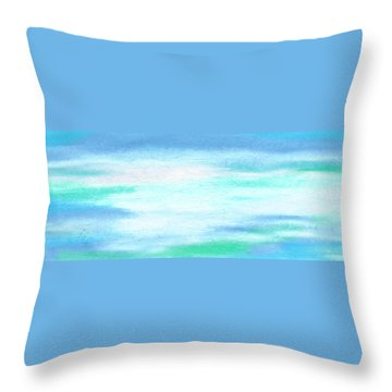 Cy Lantyca 27 Throw Pillow