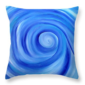 Cy Lantyca 31 Throw Pillow
