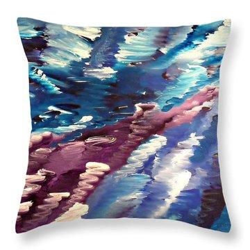 Cy Lantyca 37 Throw Pillow