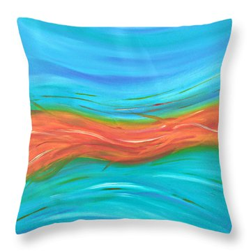 Cy Lantyca13 Throw Pillow