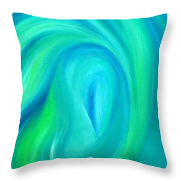 Cy Lantyca17 Throw Pillow
