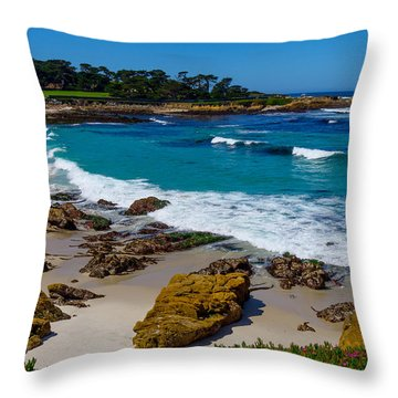 Cypress Point Throw Pillow