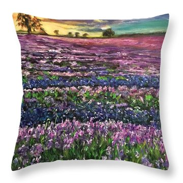 D R E A M S Throw Pillow