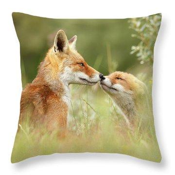 Sorrel Throw Pillows