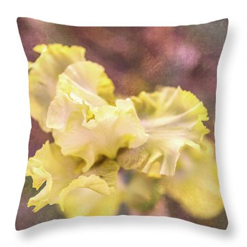 Daffy O'dilly Throw Pillow