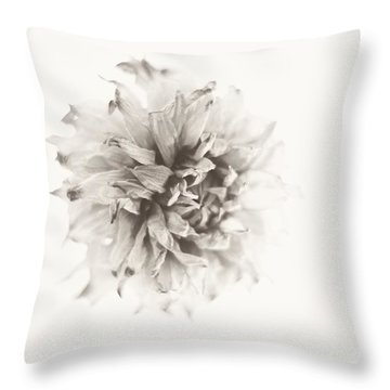 Dahlia 10 Throw Pillow