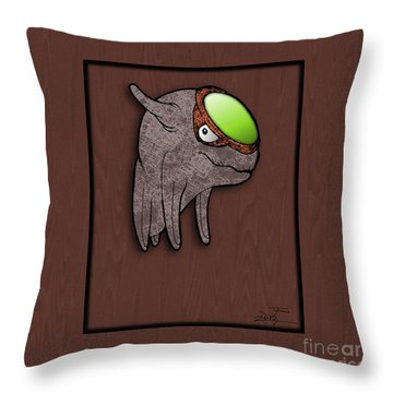 Daiki The Great Radiance Throw Pillow