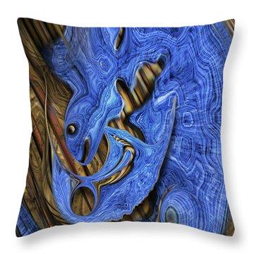 Daily Savant Throw Pillow