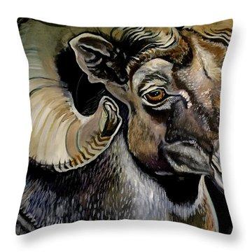 Dakota Monarch Throw Pillow