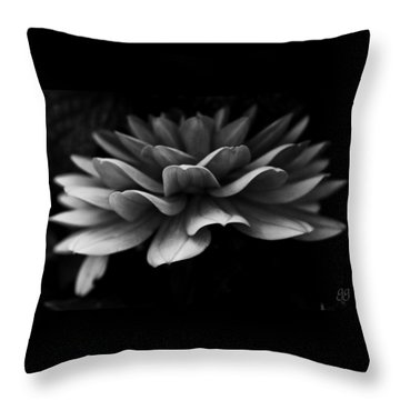 Dance Like Everyone Is Watching Throw Pillow by Geri Glavis