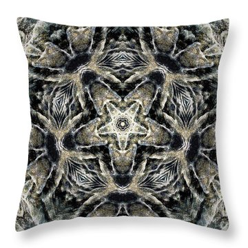 Dance Of Universal Peace Throw Pillow