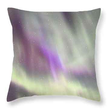Throw Pillow featuring the photograph Dancing With The Stars by Larry Ricker