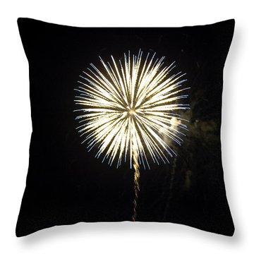 Dandelion Life Throw Pillow