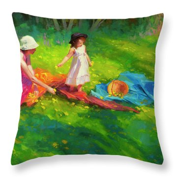 Country Living Throw Pillows