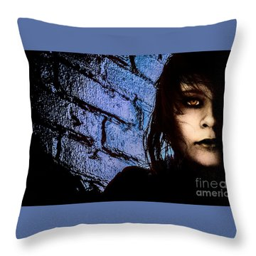 Dangerous Throw Pillow