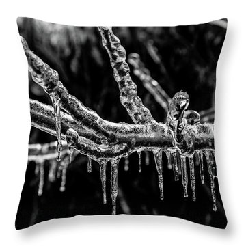 Danglers Throw Pillow