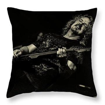 Danny Chauncey IIi Throw Pillow