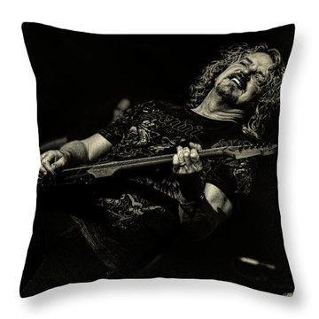 Danny Chauncey IIi Throw Pillow