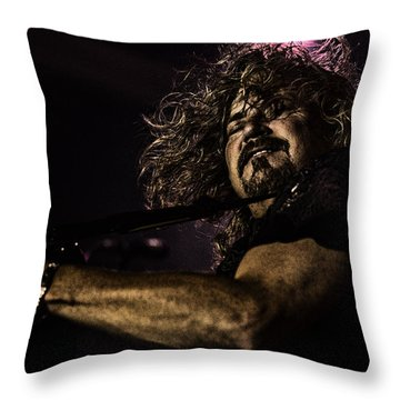 Danny Chauncey Iv Throw Pillow