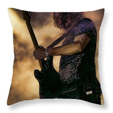Danny Chauncey Vi Throw Pillow
