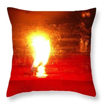 Venus Doom Throw Pillows