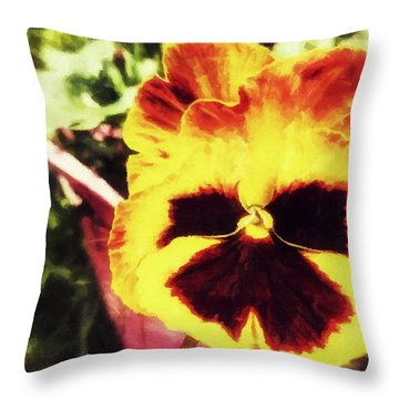 Danzy Throw Pillow