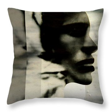 Dara Memory  Throw Pillow