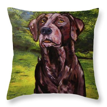 Darby Throw Pillow