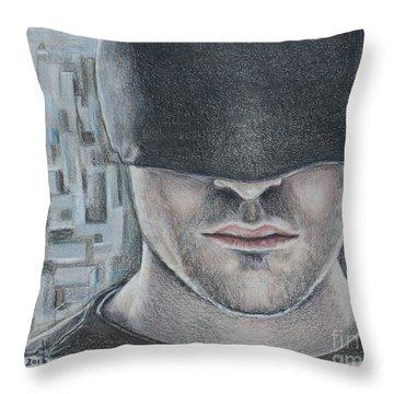 Daredevil Throw Pillow
